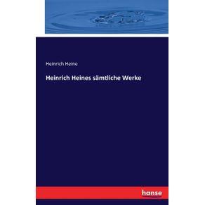 Heinrich-Heines-samtliche-Werke