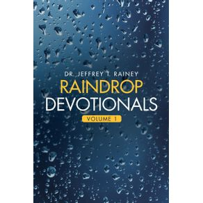 Raindrop----Devotionals
