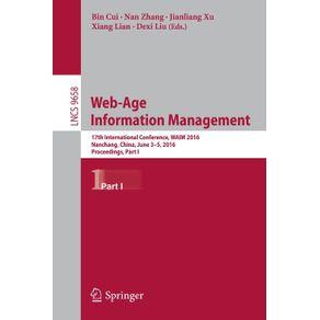 Web-Age-Information-Management