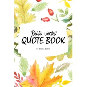 Bible-Verses-Quote-Book-on-Faith--NIV----Inspiring-Words-in-Beautiful-Colors--6x9-Softcover-