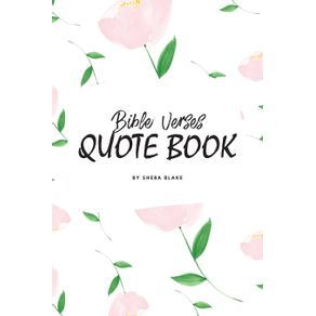 Bible-Verses-Quote-Book-on-Abundance--ESV----Inspiring-Words-in-Beautiful-Colors--6x9-Softcover-