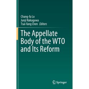 The-Appellate-Body-of-the-WTO-and-Its-Reform