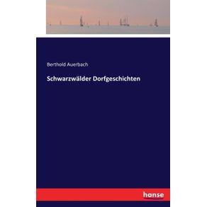Schwarzwalder-Dorfgeschichten