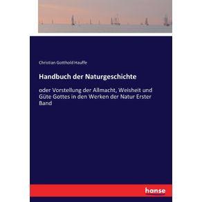 Handbuch-der-Naturgeschichte