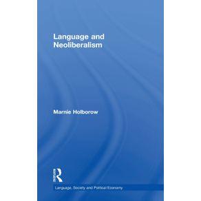 Language-and-Neoliberalism
