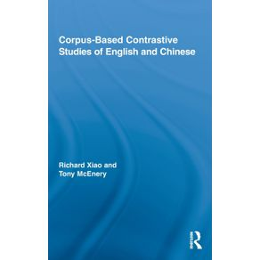 Corpus-Based-Contrastive-Studies-of-English-and-Chinese
