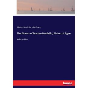 The-Novels-of-Matteo-Bandello-Bishop-of-Agen