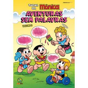Turma-da-Monica--Aventuras-sem-Palavras-vol.03