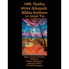 Yasha-Ahayah-Bibbia-Scritture-Aleph-Tav--Italian-Edition-YASAT-Study-Bible-