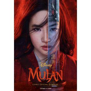 Mulan---Livro-oficial-do-Filme