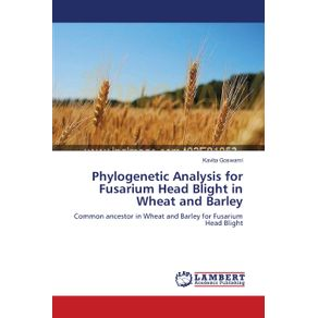 Phylogenetic-Analysis-for-Fusarium-Head-Blight-in-Wheat-and-Barley