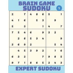 Brain-Game---Sudoku