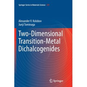 Two-Dimensional-Transition-Metal-Dichalcogenides