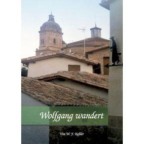 Wolfgang-wandert