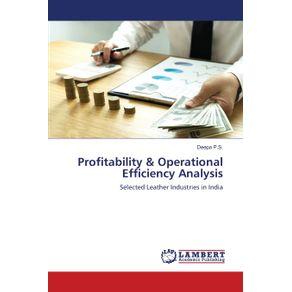 Profitability---Operational-Efficiency-Analysis