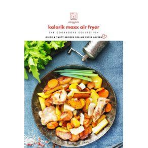 Kalorik-MAXX-Air-Fryer-Oven-Cookbooks-Collection