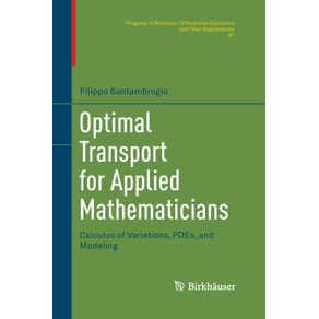 Optimal-Transport-for-Applied-Mathematicians
