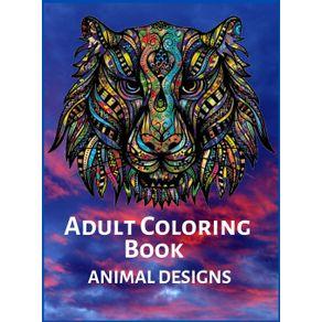 Adult-Coloring-Book-ANIMAL-DESIGNS