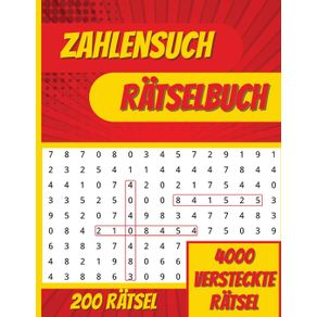 ZAHLENSUCH-RATSELBUCH