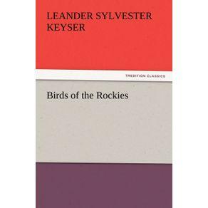 Birds-of-the-Rockies