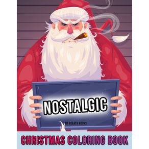 Nostalgic-Chrismas-Coloring-Book