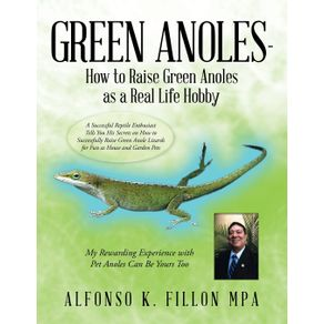 Green-Anoles---How-to-Raise-Green-Anoles-as-a-Real-Life-Hobby