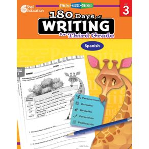 180-Days-of-Writing-for-Third-Grade--Spanish-