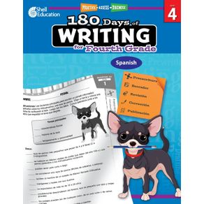 180-Days-of-Writing-for-Fourth-Grade--Spanish-