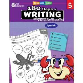 180-Days-of-Writing-for-Fifth-Grade--Spanish-