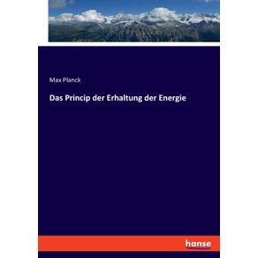 Das-Princip-der-Erhaltung-der-Energie