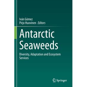 Antarctic-Seaweeds