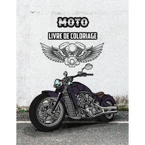 Moto-Livre-de-Coloriage