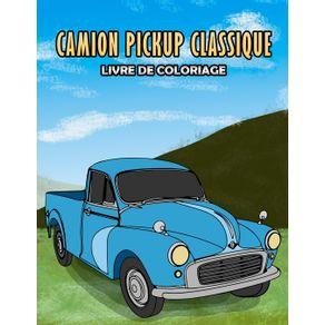Camion-Pickup-Classique-Livre-de-Coloriage