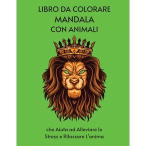 LIBRO-DA-COLORARE-MANDALA-CON-ANIMALI-che-Aiuta-ad-Alleviare-loStress-e-Rilassare-Lanima