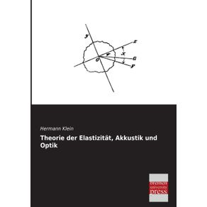 Theorie-Der-Elastizitat-Akkustik-Und-Optik