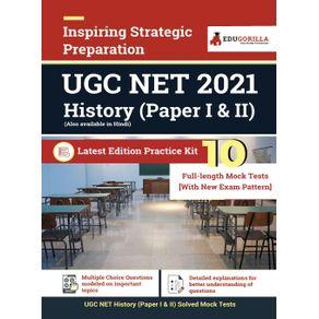 UGC-NET-History-2021- -10-Full-length-Mock-Test--Paper-I---II-- -With-Latest-Exam-Pattern