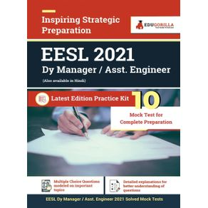 EESL-Deputy-Manager---Assistant-Manager-Recruitment-Exam-2021-|-10-Mock-Test-For-Complete-Preparation