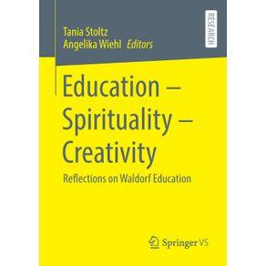 Education---Spirituality---Creativity