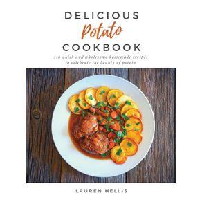 Delicious-Potato-Cookbook