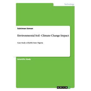 Environmental-Soil---Climate-Change-Impact
