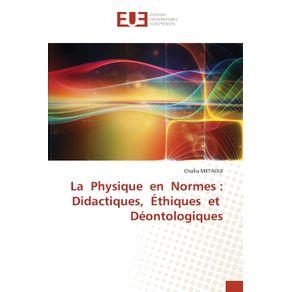 La-Physique-en-Normes