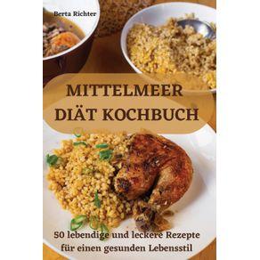 MITTELMEER-DIAT--KOCHBUCH