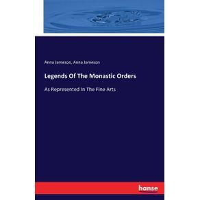 Legends-Of-The-Monastic-Orders