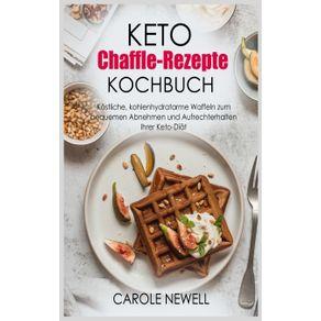 Keto-Chaffle-Rezepte-Kochbuch