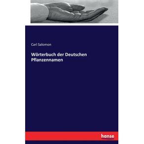 Worterbuch-der-Deutschen-Pflanzennamen