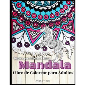 Mandala-Libro-de-Colorear-para-Adultos