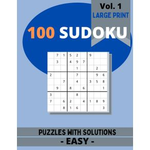 100-SUDOKU-PUZZLE