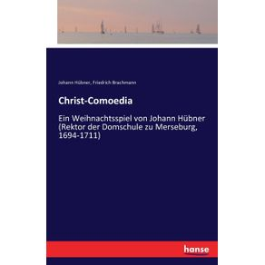 Christ-Comoedia
