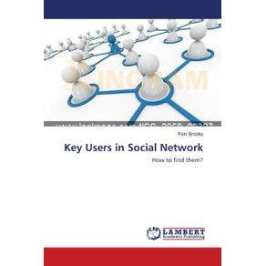 Key-Users-in-Social-Network