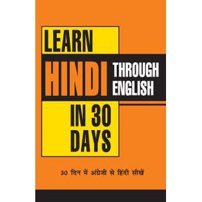 Learn-Hindi-in-30-Days-Through-English